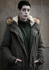 Cosplay-Cover: Simon Monroe [Parka Version]
