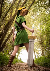Cosplay-Cover: Young Link [Hyrule Warriors]