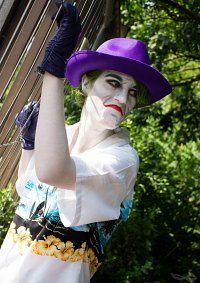 Cosplay-Cover: The Joker [The Killing Joke]