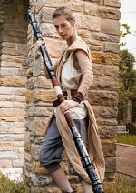 Cosplay-Cover: Rey [Episode VII – The Force Awakens]