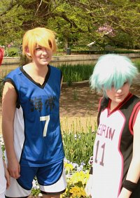 Cosplay-Cover: Kise Ryouta