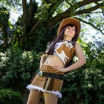 Cosplay: Tifa Lockhart (Crises Core Cowboy xD)