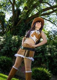 Cosplay-Cover: Tifa Lockhart (Crises Core Cowboy xD)