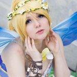 Cosplay: Eli Ayase( Fairy Idolized)