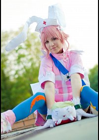 Cosplay-Cover: Nurse Witch Komugi