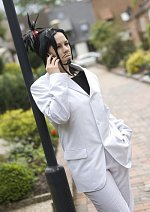 Cosplay-Cover: Dr. Yamamoto