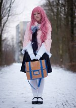 Cosplay-Cover: Anjuschka Wurstici [First Lady of Kasachstan]