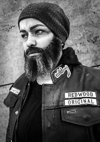 Cosplay-Cover: Opie Winston