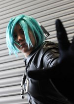 Cosplay-Cover: Zexion - The Cloaked Shemer