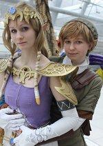 Cosplay-Cover: Zelda aus Twilight Princess