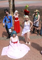 Cosplay-Cover: Visca Moulin