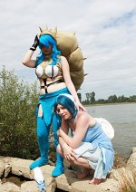 Cosplay-Cover: Amonitas