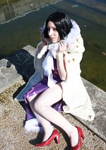 Cosplay-Cover: Boa Hancock [violet battle outfit]