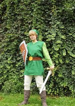 Cosplay-Cover: Link [Four Swords Manga]