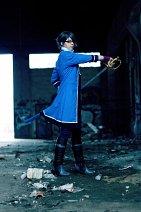 Cosplay-Cover: Saruhiko Fushimi