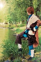Cosplay-Cover: Fillan McCarthy [The Robber]