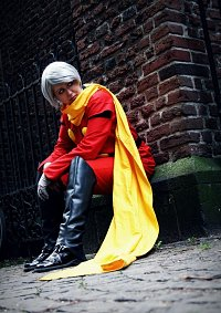 Cosplay-Cover: 004 Albert Heinrich [Uniform]