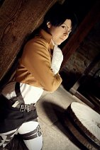Cosplay-Cover: Rivaille (リヴァイ)