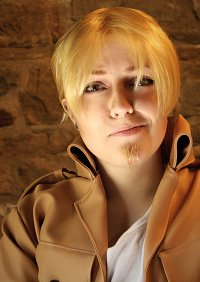 Cosplay-Cover: Erd Gin [Special Operations Squad]
