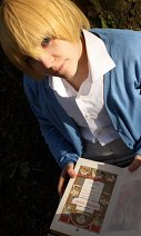 Cosplay-Cover: Armin Arlert [Childhood]