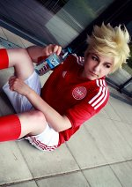 Cosplay-Cover: Dänemark [Football]