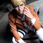 Cosplay: Erwin Smith [Scouting Legion]
