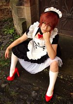Cosplay-Cover: Momo [Samezuka Maid Café...From Hell]