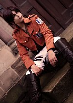 Cosplay-Cover: Eren Jäger