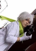 Cosplay-Cover: Clear [DRAMAtical Murder]