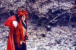 Cosplay-Cover: Grell Sutcliff [Shinigami]