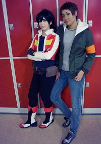Cosplay-Cover: Lance McClain