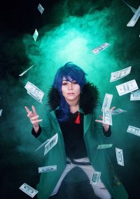 Cosplay-Cover: Dice Arisugawa
