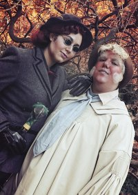 Cosplay-Cover: Anthony J. Crowley [Nanny Ashtoreth]