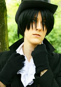 Cosplay-Cover: Count Cain Hargreaves