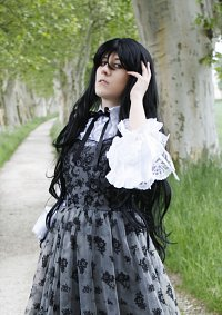 Cosplay-Cover: Count Cain Hargreaves [Woman's Dress]