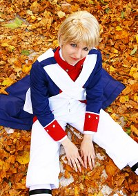Cosplay-Cover: Alfred F. Jones/ USA [War of Independence]
