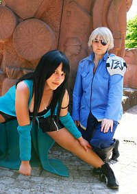 Cosplay-Cover: Fujin