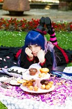 Cosplay-Cover: Stocking [D.Rock City Stage Outfit]