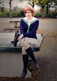 Cosplay-Cover: Aida Riko [Schuluniform]