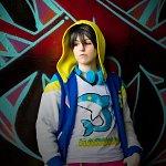 Cosplay: Nanase Haruka [Disco Ending]