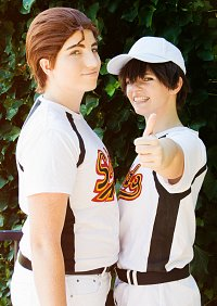 Cosplay-Cover: Sawamura Eijun [Training]