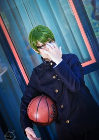 Cosplay-Cover: Midorima Shintarô