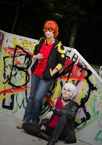 Cosplay-Cover: Saeyoung Choi [707/Luciel Choi]