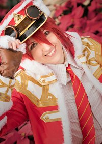 Cosplay-Cover: Nanase Riku [Christmas]