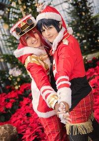 Cosplay-Cover: Izumi Iori [Christmas]