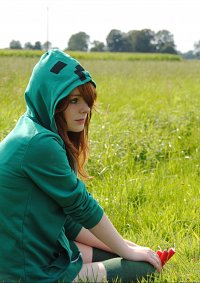 Cosplay-Cover: Cupa • Creeper • [Minecraft Girlfriend]