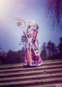 Cosplay-Cover: Magier T13 Heroic Set - World of Warcraft