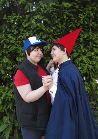 Cosplay-Cover: Wirt