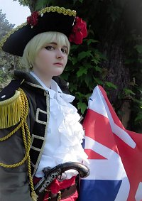 Cosplay-Cover: Arthur Kirkland (Pirate ver.)