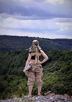 Cosplay-Cover: Winry Rockbell [Overall]